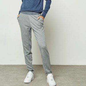 Nike Dri-Fit Heather Gray French Terry Sweatpants